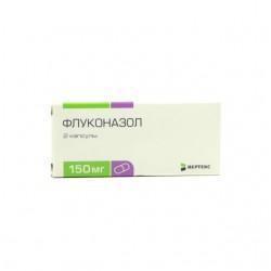 Флуконазол, капс. 150 мг №2